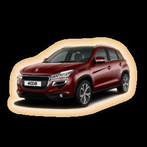 Peugeot 4008 2012-2017
