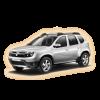Коврики Renault Duster 2010-2018 в салон кузова HSA HSM