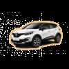 Коврики Renault Kaptur 2016-и выше в салон кузова KZ0 KZ1