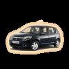 Коврики Renault Sandero 2008-2012 в салон кузова BS11 BS1Y