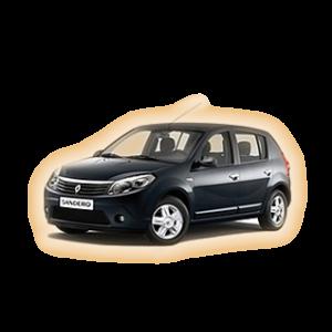 Renault Sandero (BS11) 2008-2012