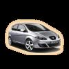 Коврики Seat Altea 2004-2015 в салон кузова 5P