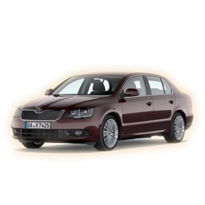 Skoda Superb sedan 2009-2014