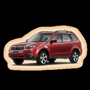 Subaru Forester (SH) 2007-2012