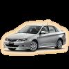 Коврики Subaru Impreza 2008-2011 в салон кузова GE,GH