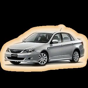Subaru Impreza (GE,GH) 2008-2011