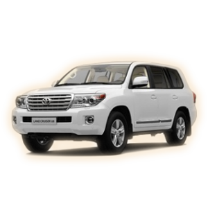 Toyota Land Cruiser 200 2007-