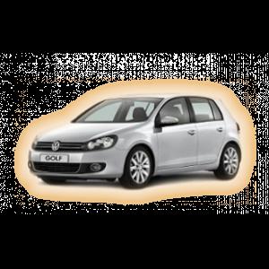 Volkswagen Golf 6 (VI) (MK6) 2009-2012