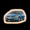 Коврики Volkswagen Golf 7 2013-и вышев салон кузова MK7