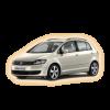Коврики Volkswagen Golf Plus в салон кузова 2005-2009