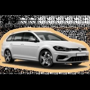 Volkswagen Golf Sportwagen(MK7) 2015-