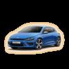 Коврики Volkswagen Scirocco в салон кузова 2008-2017