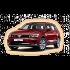 Volkswagen Tiguan (AD1,MK2) 2017-