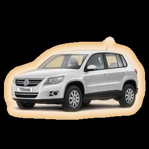 Volkswagen Tiguan (NF) 2007-2016